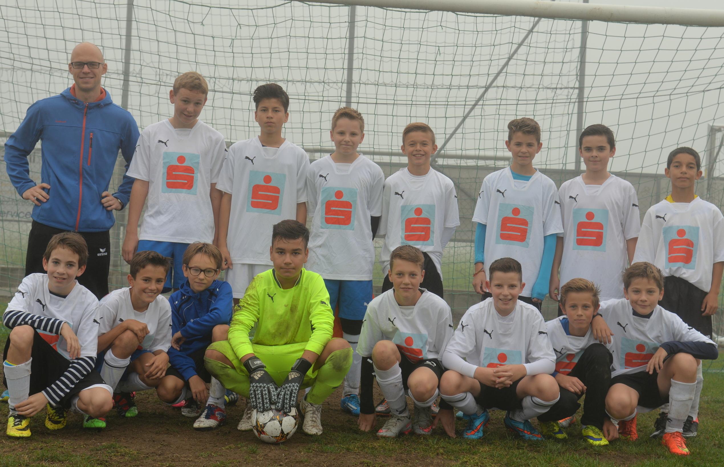 Fußball-Schülerliga: die Erfolgsstory geht weiter!
