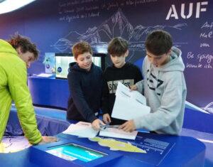 MS Wissenschaft Ausstellung