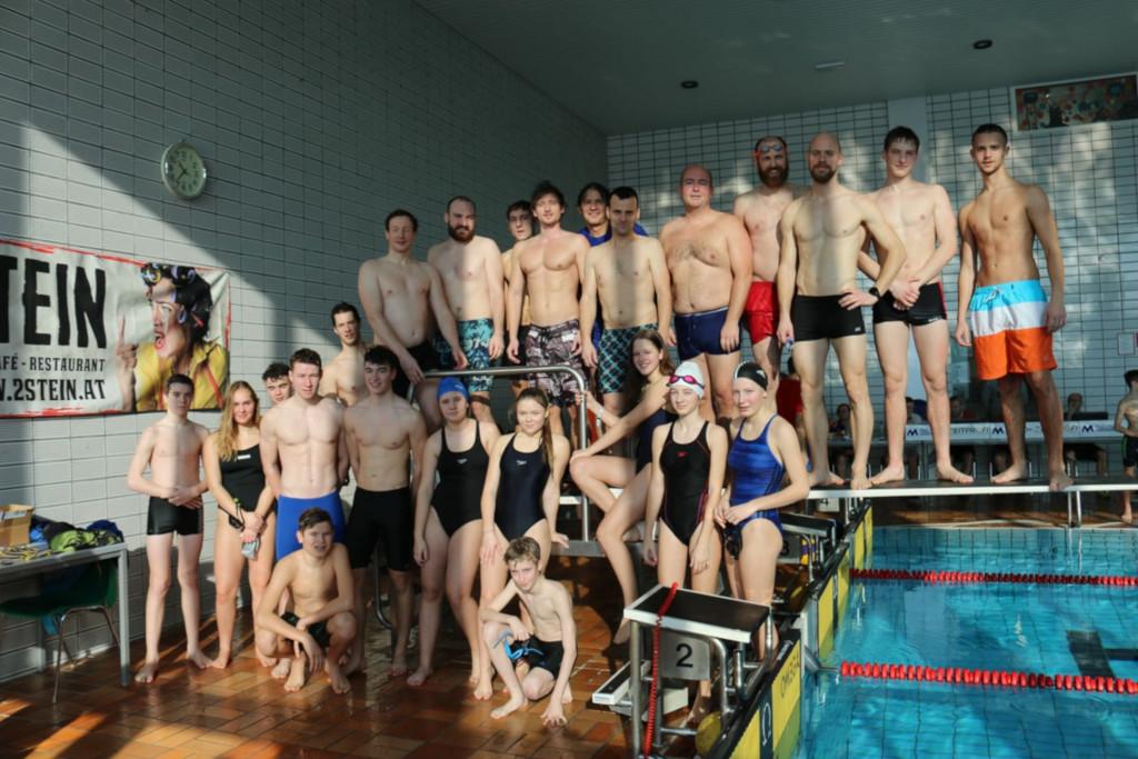 Schulschwimmfest