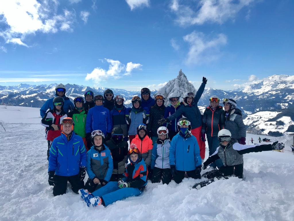 Wintersportwoche in Wagrain